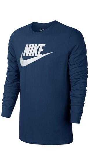 Nike Sportswear Top LS Shirt Men coastal blue/summit white